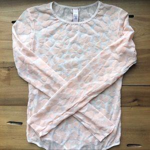 NWOT Victoria's Secret Bodysuit Pink Velvet Flower